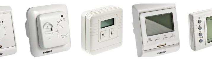 Разновидности теморегуляторов для теплого пола в доме