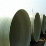 Стеклопластиковые трубы большого размера