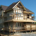 Строительство практичного загородного дома
