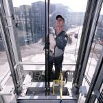 Технический ремонт и обслуживание пассажирского лифта