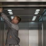 Техобслуживание разных видов лифта