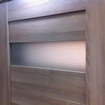 Текстура двери из экошпона