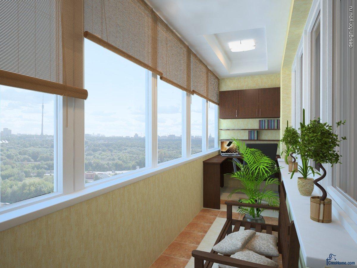 Теплое остекление балкона - все про прихожую.