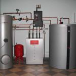 Проектирование газового котла отопления, его особенности