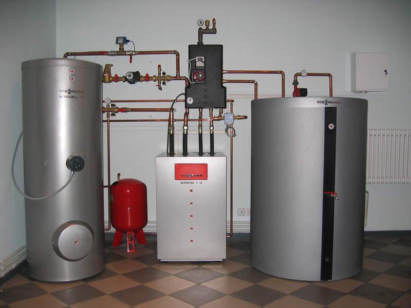 Требования в газовой котельной и ее плану