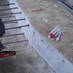 Усиление здания с помощью арматуры