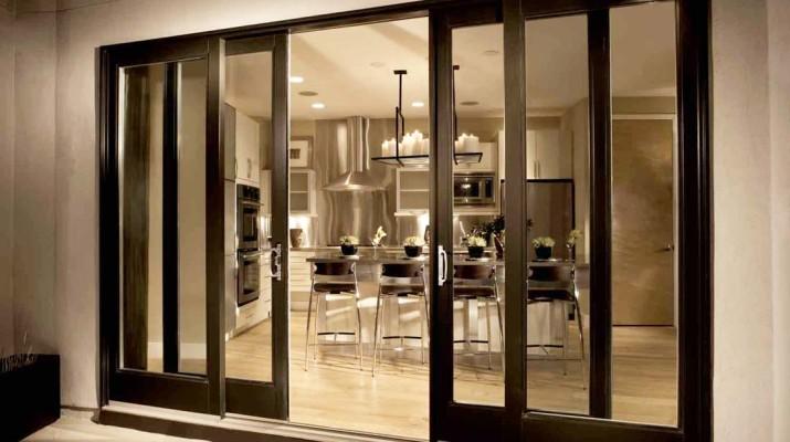 Виды и основные преимущества раздвижных дверей