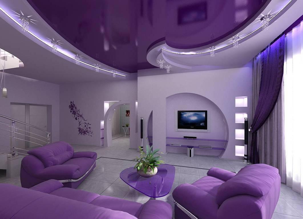 Дизайн потолков новые работы