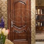 Межкомнатные двери из массива ольхи