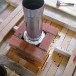 Монтаж дымохода — что делать если не хотите пожар в доме