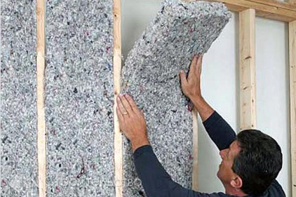 Бюджетная шумоизоляция стен квартиры