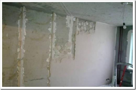 Чем выравнивать стены