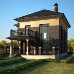 Что взять за основу изготовления загородного дома
