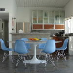Дизайн пластиковых стульев