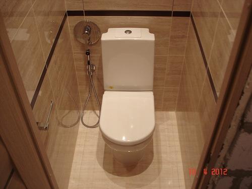 Гигиенический душ в туалет установка своими руками