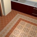 Использование керамической плитки