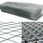 Использование сварной сетки из металла