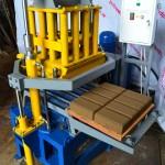 Изготовление бетонных блоков вибропрессом