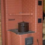 Качественная печь кирпичная для дома