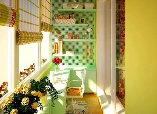 Как переделать балкон в комнату или кухню