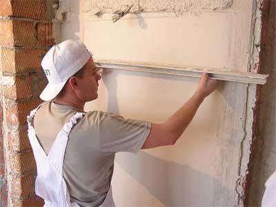 Как подготовить стены к финишной отделке