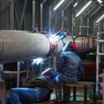 Как проходит газовая сварка