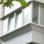 Как проходит вынос балкона