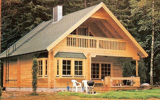 Как выбрать клееный брус для строительства частного дома