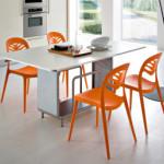 Как выбрать стулья из пластика