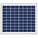 Как выглядит солнечная панель