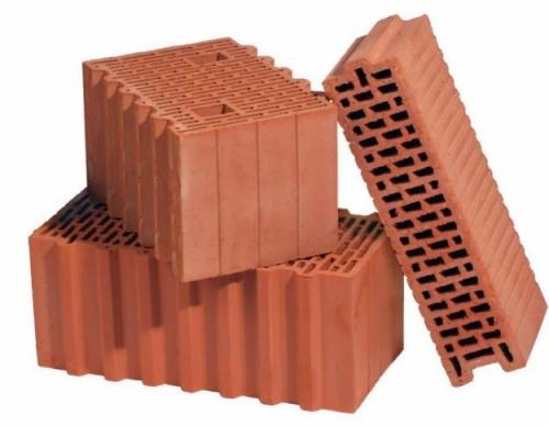 Керамические изделия для строительства