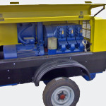 Компрессоры ПКСД предназначены для получения сжатого воздуха