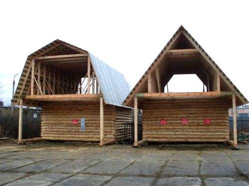 Крыша, краткий обзор конструкции