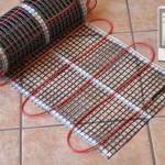 Оборудование для установки теплого электрического пола