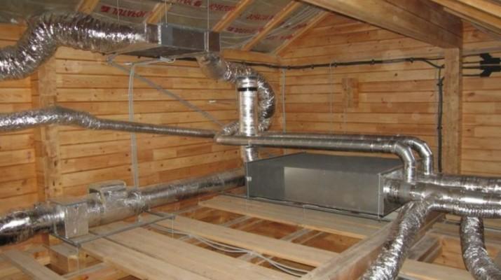 Обустройство вентиляционной системы