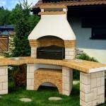 Печь-барбекю и особенности строительства