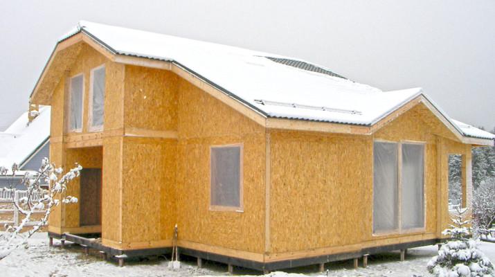 Почему стоит выбрать современные дома из СИП панелей