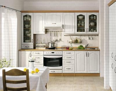 Правильное расположение мебели на кухне