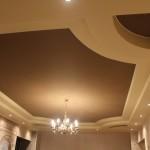 Преимущества натяжного потолка