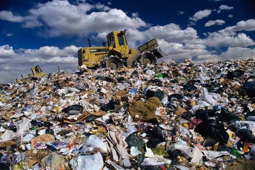 Проблема вывоза отходов и мусора