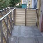 Работа по выносу балкона