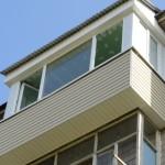 Расширение вынос балкона
