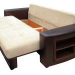 Разложенный диван-еврокнижка