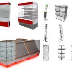 Разновидности торгового оборудования