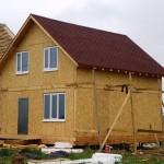 СИП панелей для возведения дома