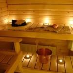 Сауна и баня в загородном доме