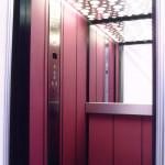 Современный лифт пассажирского типа
