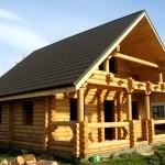 Создание брусового дома