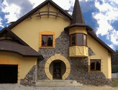 Создать красивый фасад