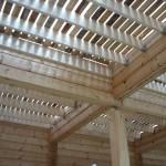 Строительство потолочного перекрытия